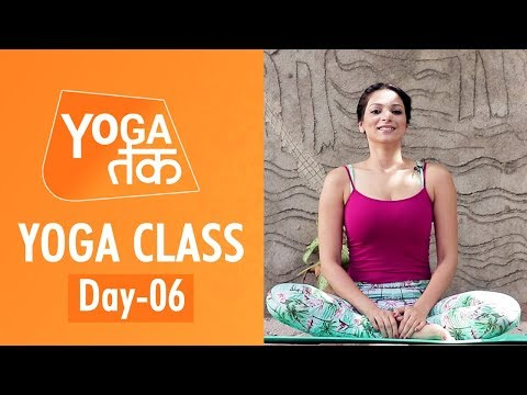 Yoga Class Six | Yoga Class | Yoga Tak