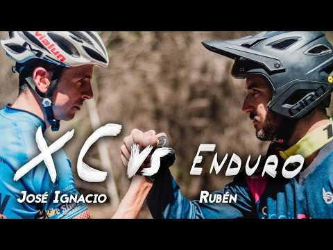 Reto MTB - Enduro VS Cross-Country