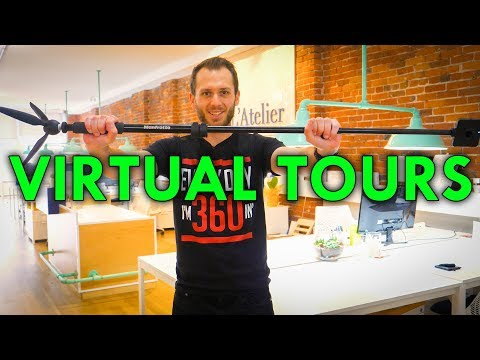 How To Make A Virtual Tour For FREE With ANY 360 Camera