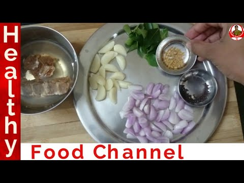 Onion Kulambu recipe | how to make onion kulambu