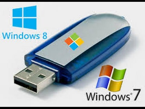 How to install windows 7/8 from usb pendrive Bangla Tutorial