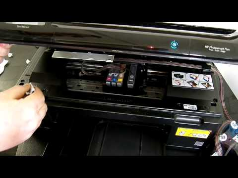 HP Photosmart B209 Series ciss continuous ink system