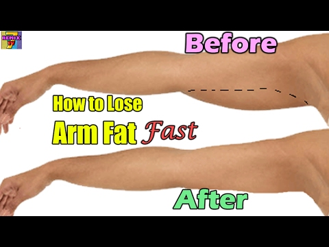 How to Lose Arm Fat Fast | Home Exercise Arm Fat Lose