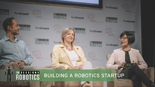 Building A Robotics Startup from Angel to Exit