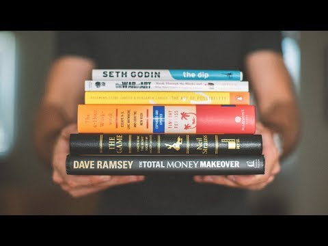Six Books That Changed My Life