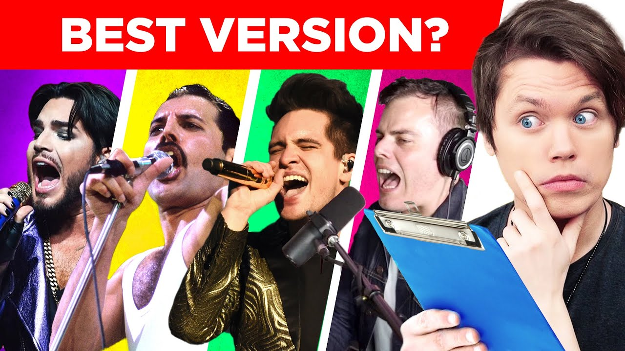 "Who Sang ""Bohemian Rhapsody"" the Best?"