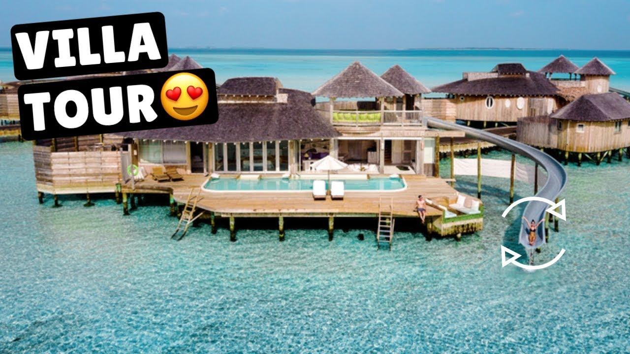MALDIVES MOST LUXURIOUS RESORT | Soneva Jani Overwater Villa