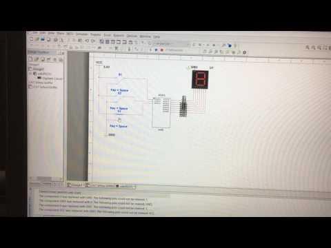 2.4.3 PLD Mode multisim circuit