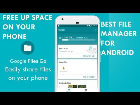 Google Files Go | Google Best app