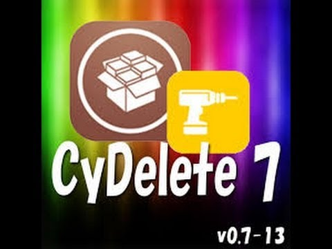 How to delete Cydia applications from your home screen ios 7