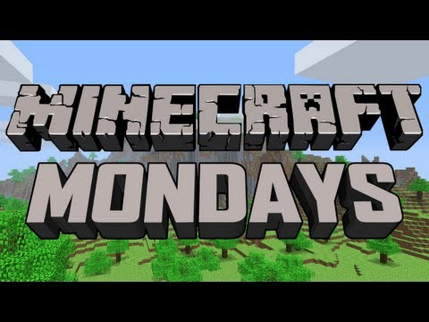 MineCraft Mondays - MINECRAFT SAVE EGGWARD SAVE THE WORLD by Whiteboy7thst