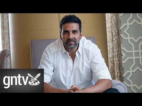 Bollywood star Akshay Kumar takes on corruption in India