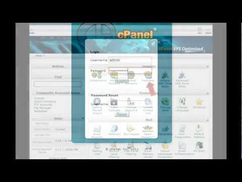 Video-HostGator How to Add a redirect.wmv
