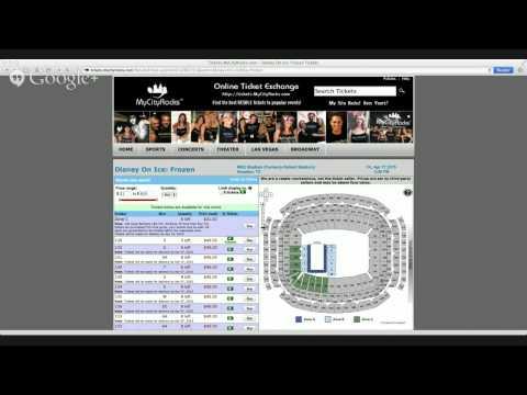 Disney On Ice Frozen Tickets Houston TX NRG Stadium Reliant Skating Live Songs Music