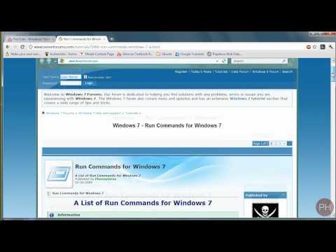 Command Prompt Basics -