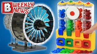 Two New Lego Ideas Projects In 2018 Review Stage! New Brickheadz! | Lego News