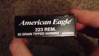 My 3 Favorite types of 5.56/.223 ammo