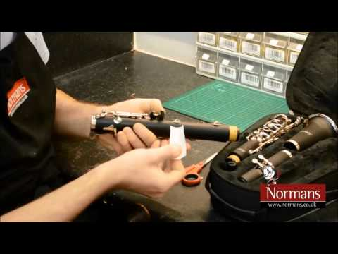 Cleaning Your Clarinet Keys
