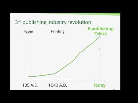 Start-up: online publishing platform Jungle age pitch