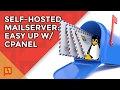 Self-Hosted Mail Server w/ Cpanel