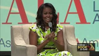 Download Michelle Obama - Becoming - Book Talk - Dec 11 2018 Video
