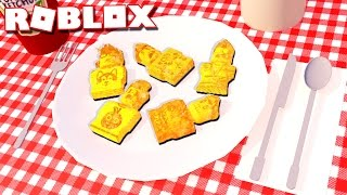 Roblox Adventures - BECOMING CHICKEN NUGGETS IN ROBLOX!? (Chicken Nugget Land)