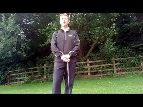 Easiest way to weight shift playing golf