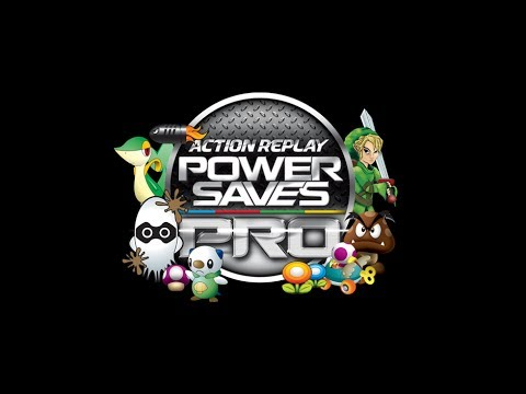 How To Use The Action Replay PowerSaves!