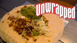 How Chipotle Burritos Are Made (from Unwrapped) 🌯 Food Network