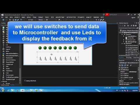 Easy Connect Microcontroller to Computer Using USB