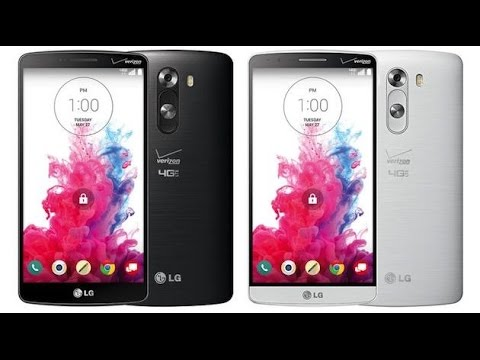 Blocked Blacklisted Verizon Wireless LG G3 VS985 Fixed! (IMEI Repair)