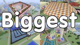 Stampys Top 10 Biggest Mini games