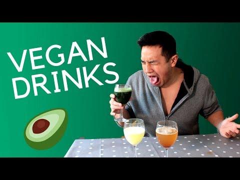 I Tried Vegan Health Trends