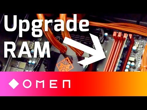 How To Upgrade RAM in the OMEN X Desktop - OMEN by HP