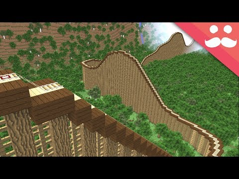 10 Builds for EPIC Minecraft Roller coasters!