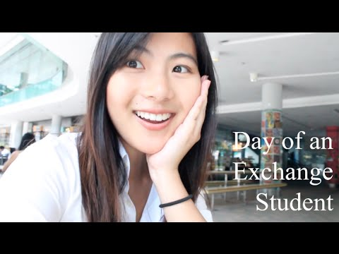 A day in the life of an exchange student in Singapore | HeyDahye