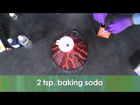 Celebrate Chemistry    Baking Soda Volcano