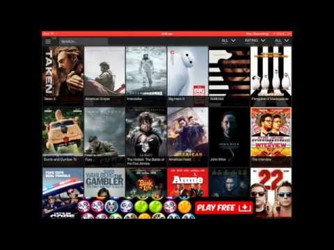 Movies And TV Shows FREE (NO Jailbreak)  iPhone, iPad, iPod Touch