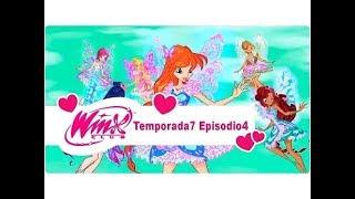 """Winx club 7x04 Temporada 7 Episodio 04 """"El Primer Color del Universo"""" Español Latino"""