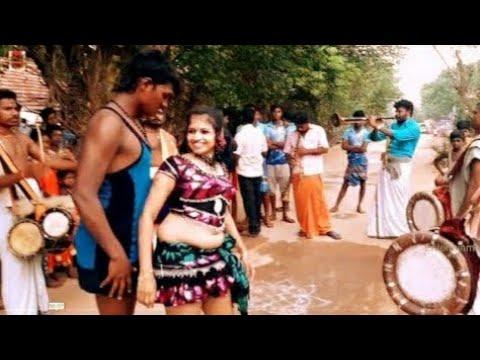 Xxx Mp4 ஜின்ஜினுக சின்ன கிளி Super Old Music Of This Song Karakattam Video Tamil Nadu Aug 2018 HD 3gp Sex
