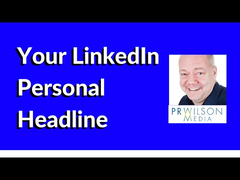 How to make your Linkedin Profile stand out - Free social media training