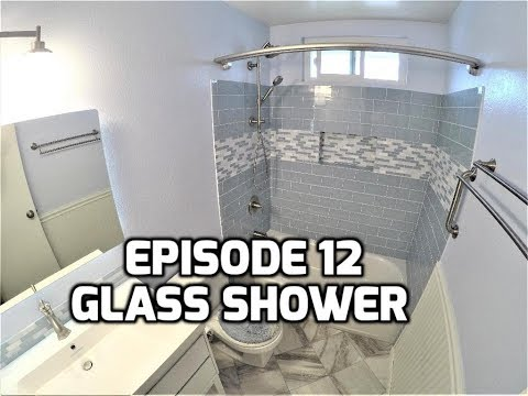 Bath & Shower Tile Ideas EPISODE 12 Glass Shower