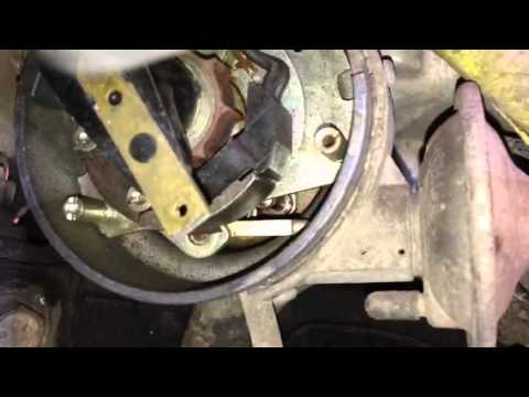 Land Rover Distributor Cap and Rotor issues