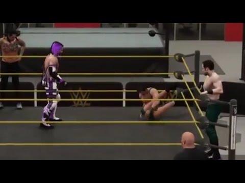 More Like Simon GLITCH, Am I Right? (WWE 2K16 Glitch)