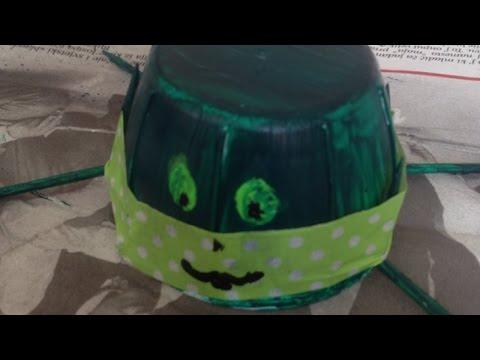 Make a Fun Bottle Cap Spider - DIY Crafts - Guidecentral