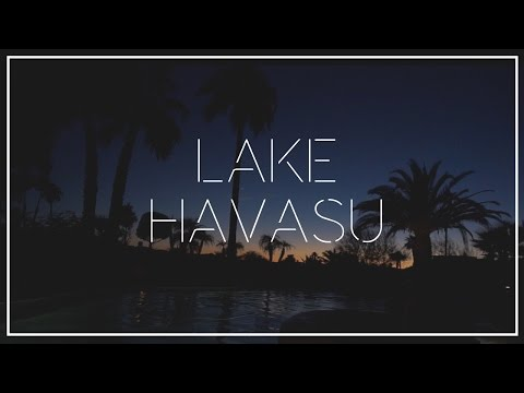 Lake Havasu | Travel Vlog | Taylor Apolonio