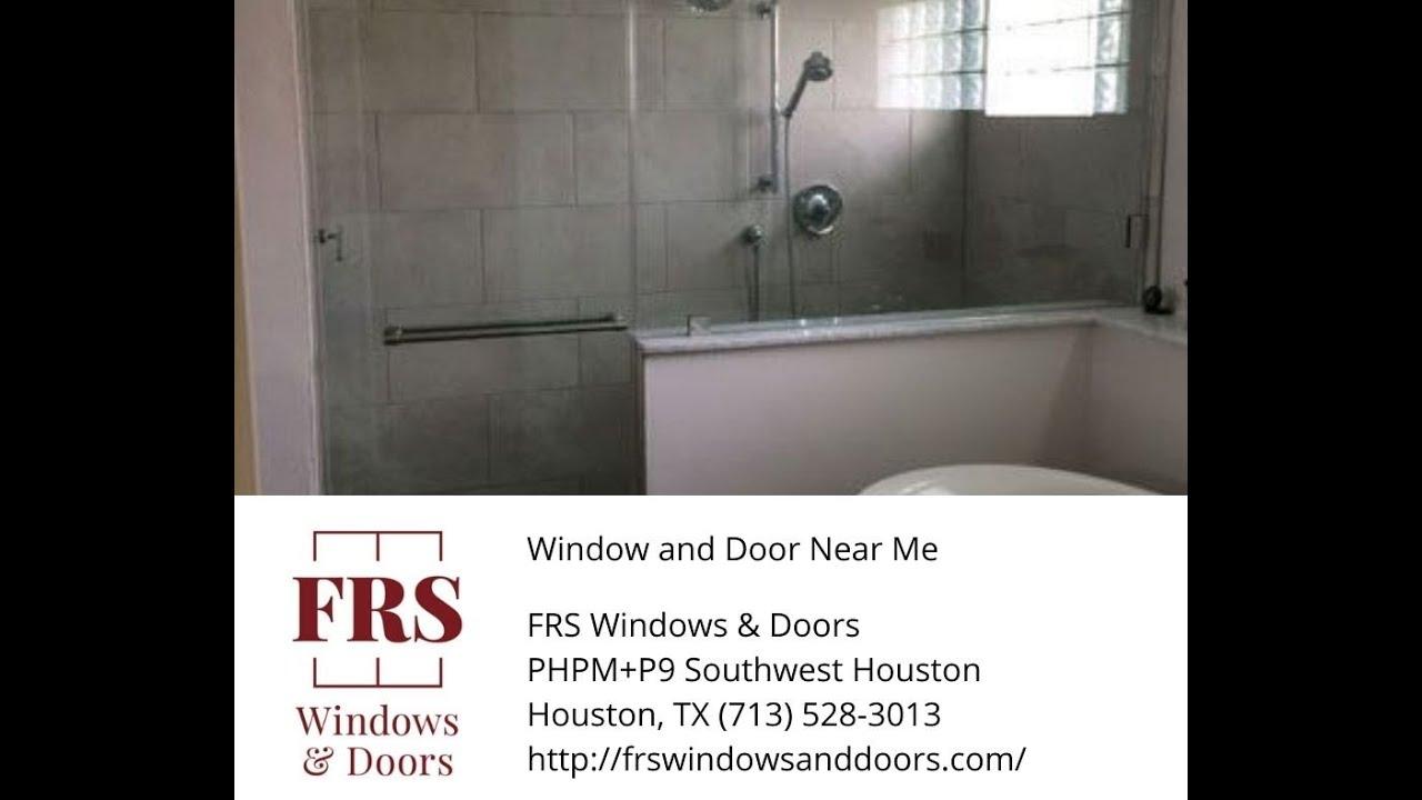 Window and Door Near Me   FRS Windows & Doors   Call us at (713) 528-3013