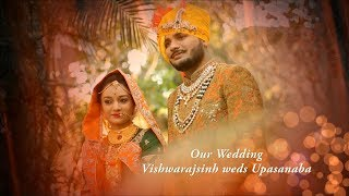 Royal Rajputana Wedding Vishwarajsinh + Upasanaba 2019