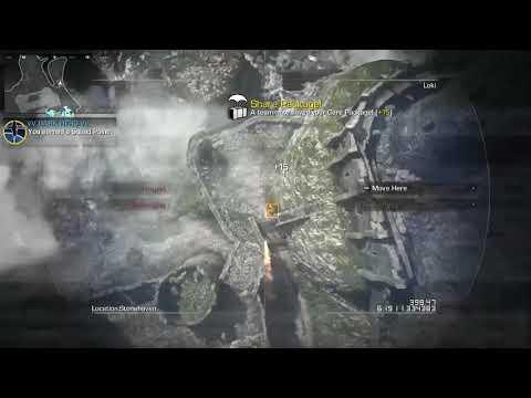 CoD Ghosts 49-1 Double Loki! (Back-up vid: 10 min)