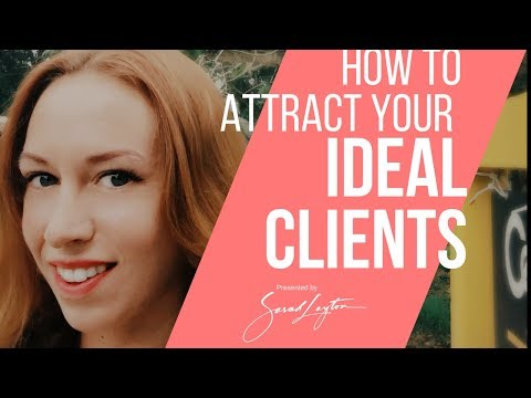 Attract Your Ideal Real Estate Clients With Niche Marketing | Real Estate Niches | Sarah Layton